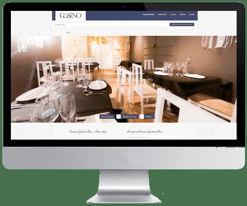 Web con aplicación específica para bares y restaurantes en Murcia